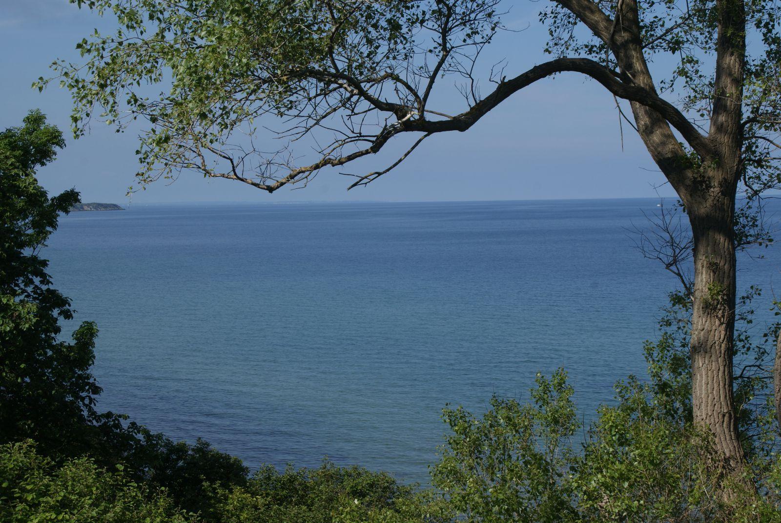 Steilküstenblick